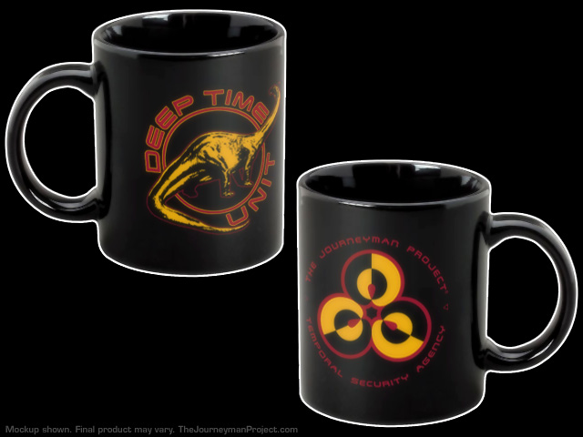 Deep Time Unit Mugs
